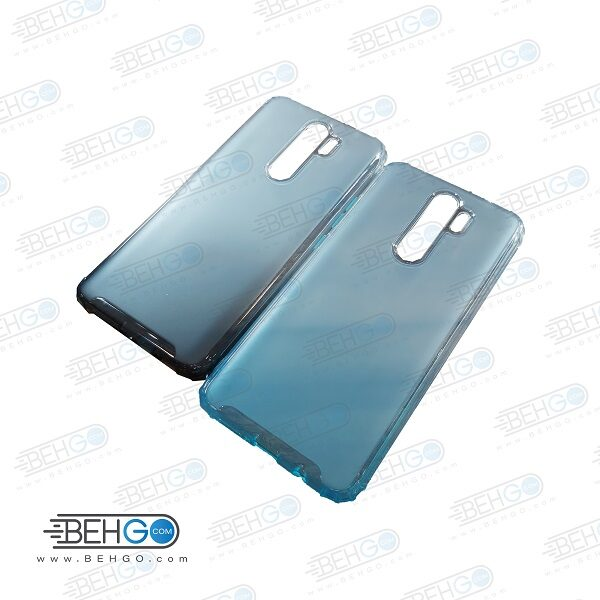 قاب گوشی شیائومی ردمی نوت 8 پرو کاور شیائومی ردمی نوت8 پرو گارد ژله ای محافظ جدید 2 رنگ مناسب گوشی New 2 Color CASE COVER For Xiaomi Redmi Note 8 Pro