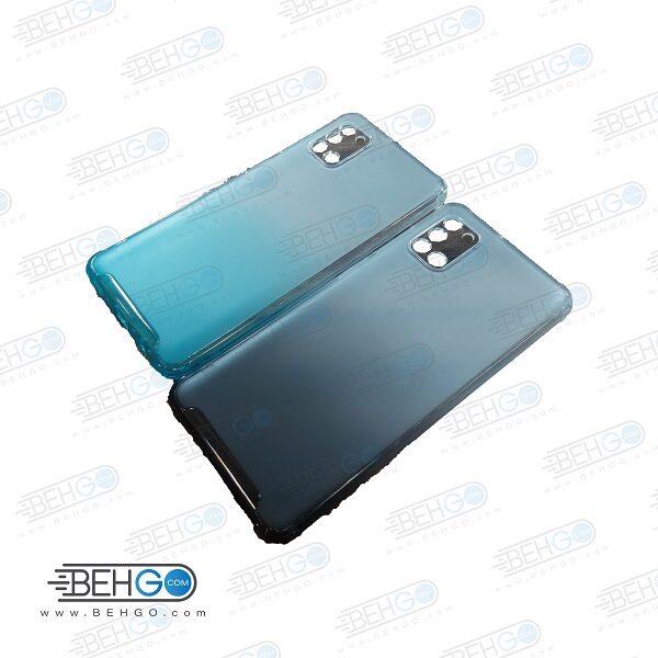 قاب گوشی A31 کاور A31 قاب محافظ لنز دار سامسونگ A31 گارد مدل جدید 2 رنگ مناسب گوشی موبایل سامسونگ New 2 Color CASE COVER For Samsung Galaxy A31