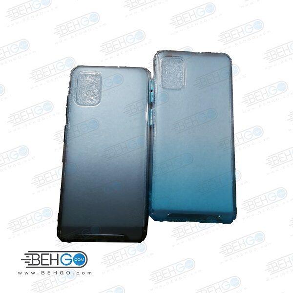 قاب گوشی A51 کاور A51 قاب محافظ لنز دار سامسونگ A51 گارد مدل جدید 2 رنگ مناسب گوشی موبایل سامسونگ New 2 Color CASE COVER For Samsung Galaxy A51