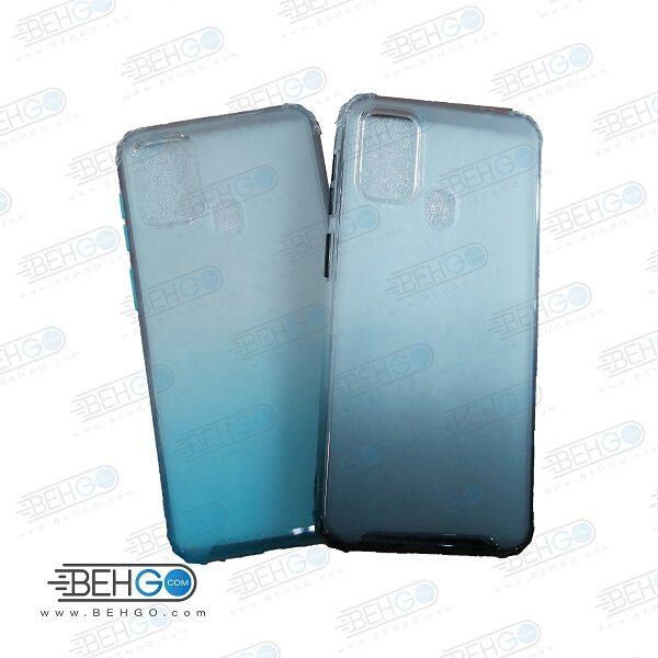 قاب گوشی M31 کاور M31 قاب محافظ لنز دار سامسونگ M31 گارد مدل جدید 2 رنگ مناسب گوشی موبایل سامسونگ New 2 Color CASE COVER For Samsung Galaxy M31
