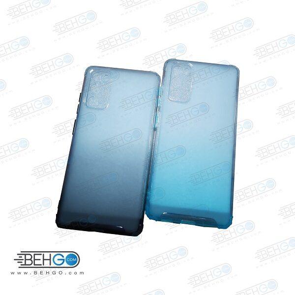 قاب گوشی S20 FE کاور S20FE قاب محافظ لنز دار سامسونگ S20 FE گارد مدل جدید 2 رنگ مناسب گوشی موبایل سامسونگ New 2 Color CASE COVER For Samsung Galaxy S20FE