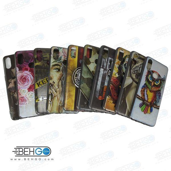 قاب A10S کاور گوشی سامسونگ a10S مدل طرح جدید دخترانه و پسرانه محافظ گارد گوشی سامسونگ New Design Case For Samsung A10S