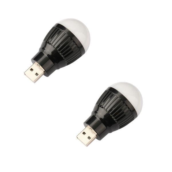 لامپ مینی USB لامپ LED USB چراخ کوچک یو اس بی مدل Mini USB W-30 Small LED Bulb
