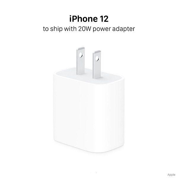 اداپتور شارژر ایفون 12 اداپتور 20 وات اپل فست شارژر اپل شارژر سریع اپل 12 شارژر اصلی ایفون 12 پرو مکس کلگی شارژر 20W USB-C Power Adapter US original Charger apple Iphone 12 / 12 mini /12 pro / Iphone 12 pro max