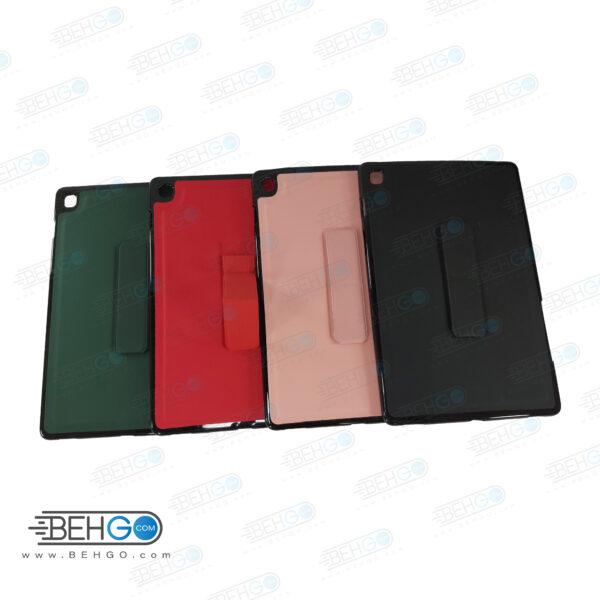 قاب تبلت سامسونگ S5e کاور مدل رنگی با هولدر استند پایه نگهدارنده تبلت سامسونگ گلکسی تب S5e کاور Stand Back Cover Case Tablet Galaxy Tab S5e 10.5 LTE 2019 SM-T725