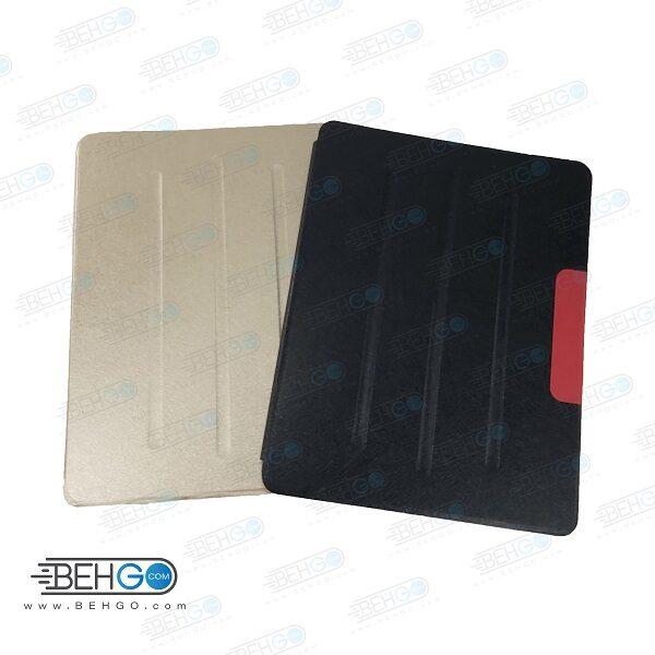 کیف ایپد پرو 12.9 اینچ 2020 مدل فولیو کاور ایپد پرو 12.9 قاب محافظ ایپد Folio Cover For Apple iPad Pro 12.9