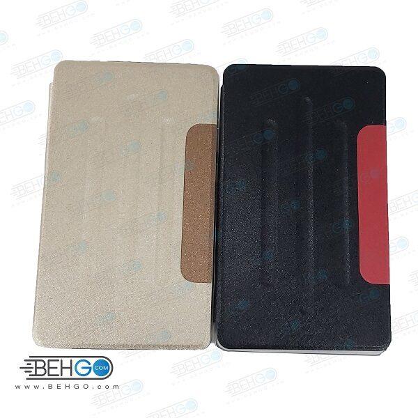 کیف تبلت mediapad t3 wifi 7inch بدون سیم کارت وای فای قاب T3 Wifi کاور مدیا پد تی 3 مدل 7 اینچ هواوی قاب Folio Cover Tablet Huawei MediaPad T3 7.0 WiFi
