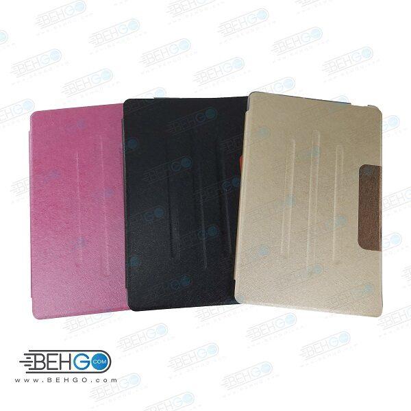 کیف S6 قاب تبلت سامسونگ اس 6 کیف T865 کلاسوری فولیو کاور S6 مناسب تبلت Stand Back Cover Case Tablet Samsung Galaxy S6 10.5 T860/T865