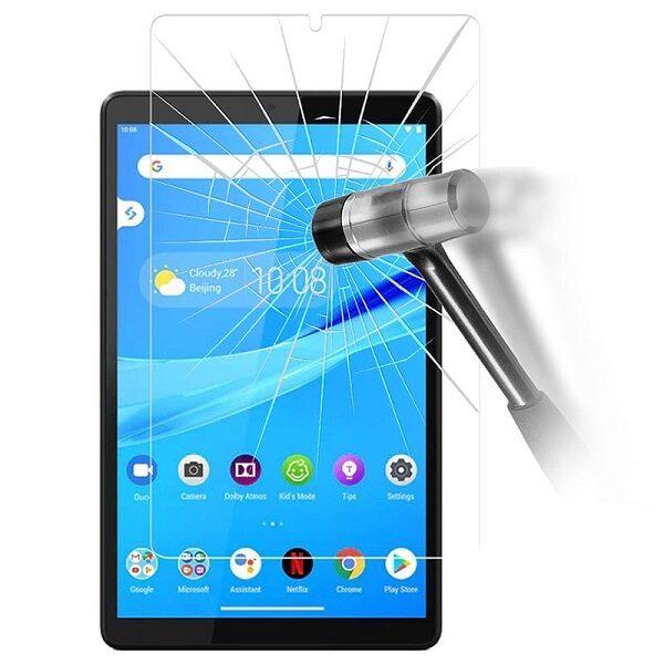 گلس تبلت لنوو تب ام 8 8 اینچی گلس 8505X محافظ صفحه نمایش شیشه ای لنوو Tempered Glass Guard for Lenovo Tab M8