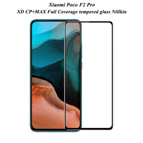 گلس گوشی شیائومی Poco F2 Pro مدل فول محافظ صفحه نمایش شیشه ای گلس Full Glass Screen Protector Glass Xiaomi  Poco F2 Pro