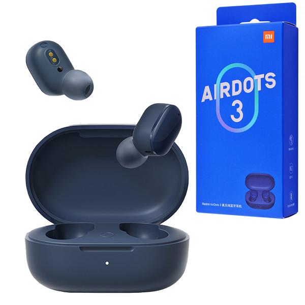 هدفون بلوتوث شیائومی مدل Airdots 3 هندزفری بلوتوث ردمی ایرداتس ۳ (با ارسال رایگان) Xiaomi Redmi Airdots 3 TWSEJ08LS