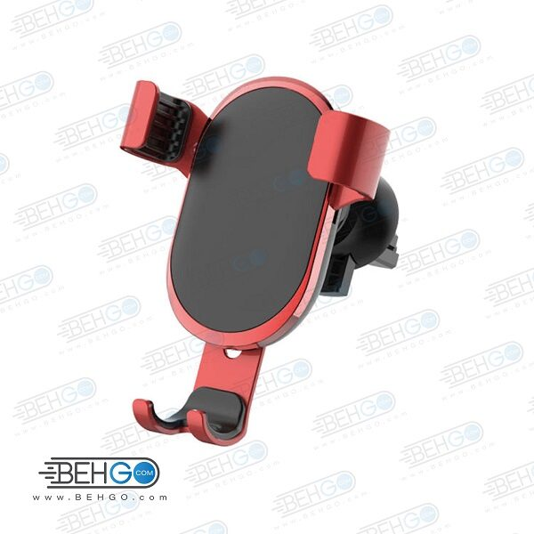 پایه نگهدارنده  گوشی موبایل الدینیو مدل LDNIO Mobile Phone Holder Black Model MG01