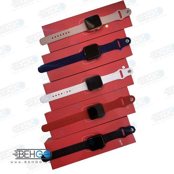 ساعت هوشمند مدل FK79 ساعت طرح اپل واچ FK79