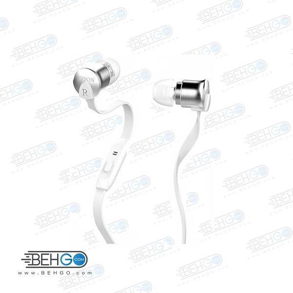 هدفون وایسون مدل EX700 هندزفرری با سیم برند Yison هدفون وایسون مدل Original Earphone Headphone Headset model Ex700