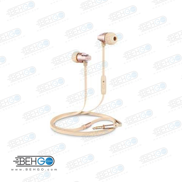 هدفون وایسون مدل SUPERBASS C8 هندزفرری با سیم برند WIN هدفون وایسون مدل Original Earphone Headphone Headset model C8