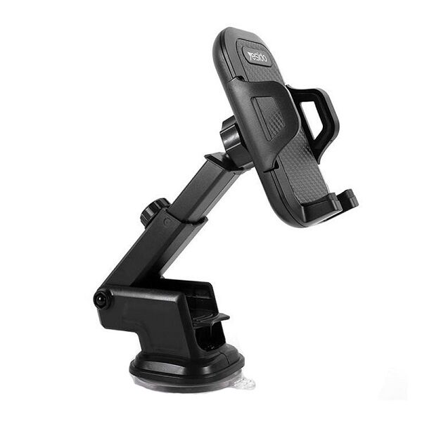 پایه نگهدارنده گوشی موبایل یسیدو مدل C23 هولدر موبایل ماشین best yesido c23 universal car phone holder stand