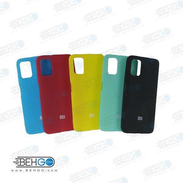 قاب گوشی شیائومی Poco M3 کاور ژله ای گوشی موبایل پوکو ایکس 3 پرو گارد محافظ مناسب TPU Case For Xiaomi Poco M3
