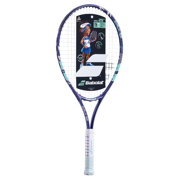 راکت تنیس بابولات اصلی Babolat B-Fly 25 Play TN1897F Tennis Racket