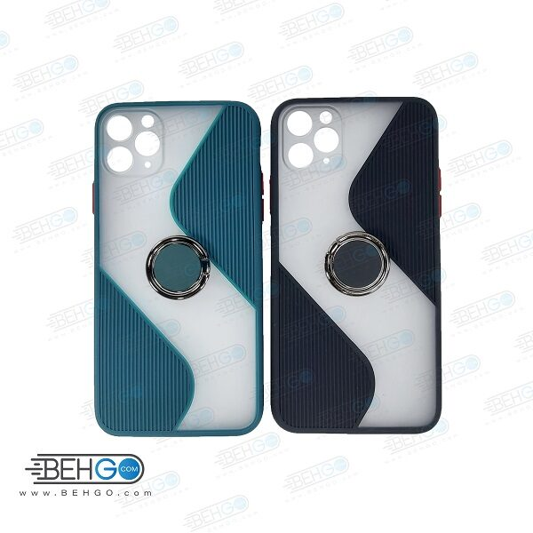 قاب گوشی آیفون iphone 11 pro max کاور پاپ سوکت دار با محافظ لنز دوربین IPhone 11 pro max