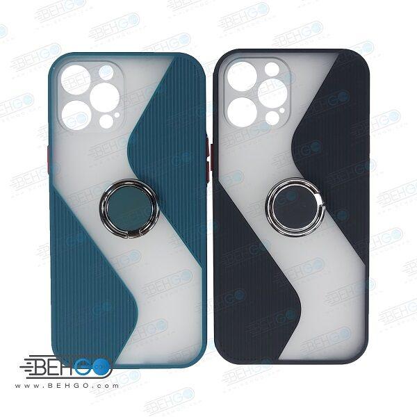 قاب گوشی آیفون  iphone 12 PRO MAX کاور پاپ سوکت دار با محافظ لنز دوربین IPhone 12 pro max