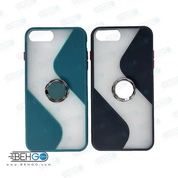 قاب گوشی آیفون  iphone 6 plus  کاور پاپ سوکت دار با محافظ لنز دوربین IPhone 6 plus