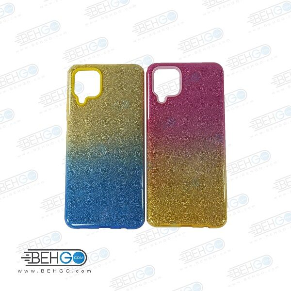 قاب گوشی سامسونگ A12 کاور ژله ای اکلیلی Alkyd Jelly Case Samsung A12