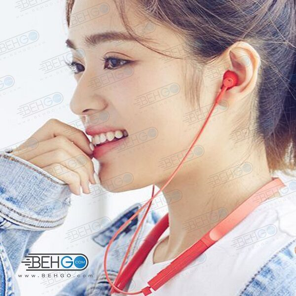 هدفون بی سیم هندزفری بلوتوثی شیائومی مدل Mi Bluetooth Neckband Earphones Basic
