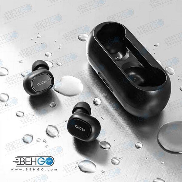هندزفری بلوتوث کیو سی وای شیائومی مدل QCY – T1C TWS Bluetoth Earphones QCY T1C