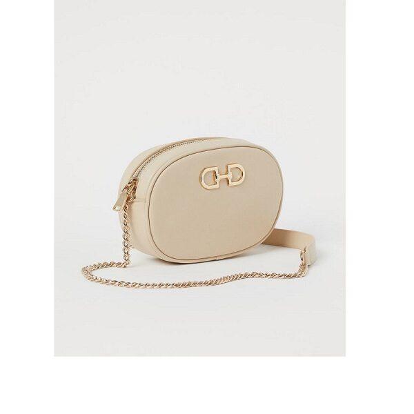 کیف زنانه گردنی رودوشی برند اصلی اچ اند ام مدل H&M Small shoulder bag S22