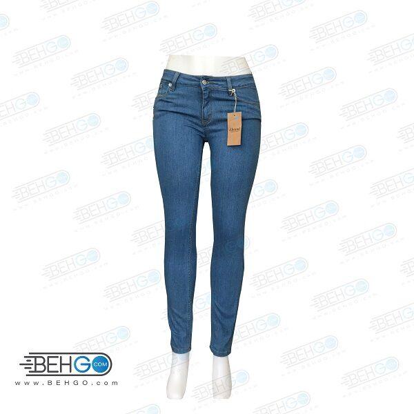 شلوار جین زنانه مدل d.brand