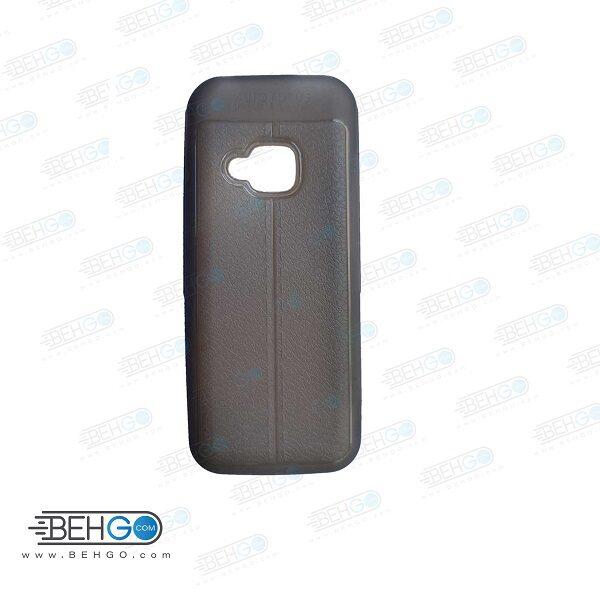 قاب نوکیا 5310 کاور نوکیا 5310 مدل 2020 طرح چرمی اتو فوکوس مناسب برای گوشی موبایل NOKIA 5310 2020